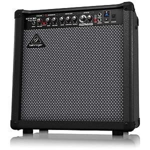 Behringer GTX30 Guitar Amplifier 30-Watt Guitar Amplifier
