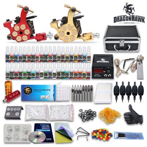 Tatouage complète Starter Kit 2 Guns Equipment