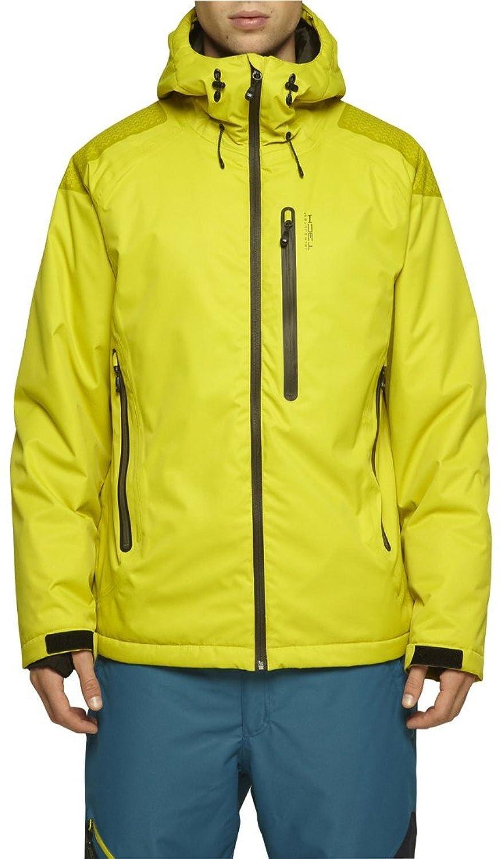 Jack & Jones Tech Nusco 2Layer Jacket Regenjacke Snowboardjacke mit Schneefang günstig online kaufen