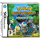Pokemon Mystery Dungeon: Explorers of Time (Nintendo DS)