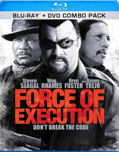 Force of Execution [Reino Unido] [Blu-ray]
