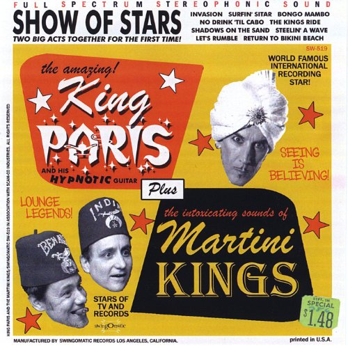 Martini Kings Show of Stars