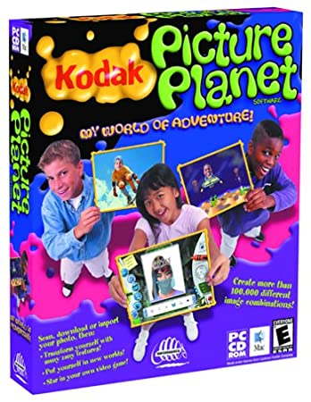 Kodak: My Picture Planet