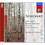 Schubert: The Late Piano Sonatas (2 CDs)