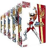 echange, troc Saint Seiya (Les Chevaliers du Zodiaque) - Intégrale Collector - Pack 5 Coffrets (21 DVD)