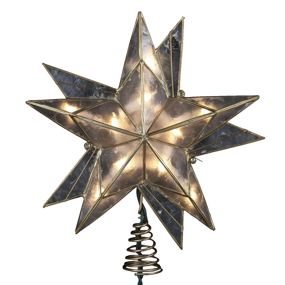 Darice's Rustic Metal Star Tree Topper Will Look Great On Top Of Your  Christmas Tree The Star Tree Topper Measures 15 By 8 Inch In Size