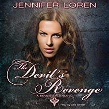 The Devil's Revenge: The Devil's Eyes, Book 2 (       UNABRIDGED) by Jennifer Loren Narrated by Jane Bennett