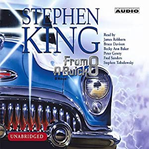 From a Buick 8 Audiobook