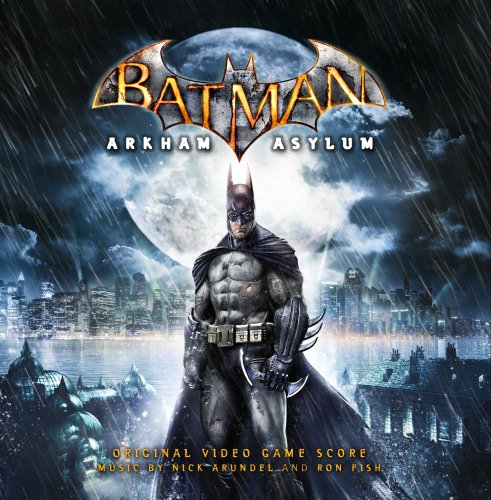 Batman: Arkham Asylum - Original Video Game Score at Gotham City Store