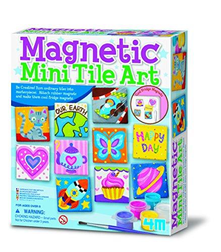 4M Magnetische Kacheln (englische Anleitung)