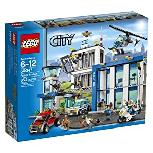 Lego City Police 60047 Police Station from LEGO City Police