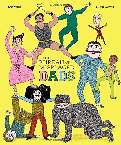 The Bureau of Misplaced Dads PDF
