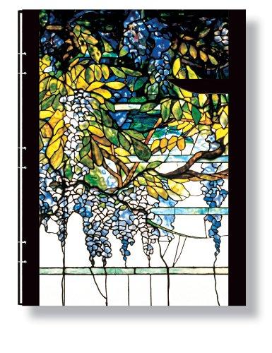 tiffany-farbglas-glyzinie-notizbuch-gross-liniert-paperblanks