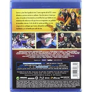Spy Kids 2 La Isla De Los Sueños Perdido [Blu-ray] [Import espagnol]