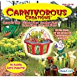 Carnivorous Creations Plants - Weirdest Insect Trapping Garden Grow Kit by Dune Craft Inc.