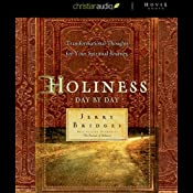Holiness: Day by Day: Transformational Thoughts for your Spiritual Journey | [Jerry Bridges]