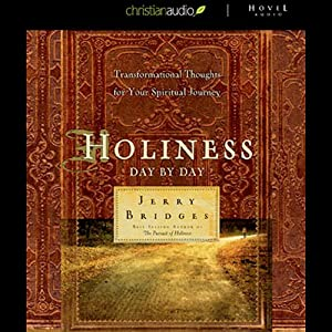 Holiness: Day by Day Audiobook