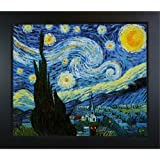 Hand-Painted Reproduction of Van Gogh Starry Night