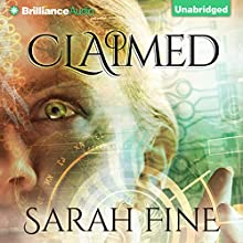 Claimed: Servants of Fate, Book 2 (       UNABRIDGED) by Sarah Fine Narrated by Emily Foster