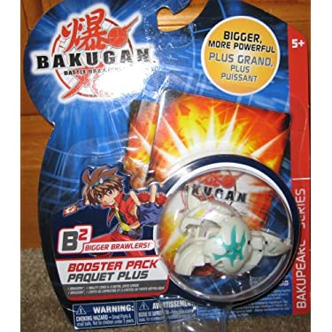 Bakugan Bakupearl B2 Booster White Storm Skyress