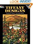 Tiffany Designs Stained Glass Colorin...