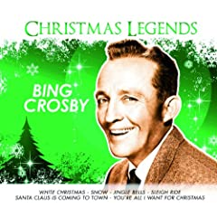 Bing Crosby - Christmas Legends