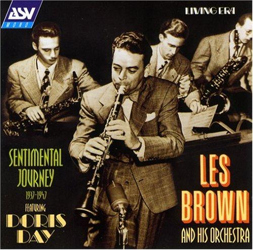 Les Brown - Sentimental Journey - Zortam Music