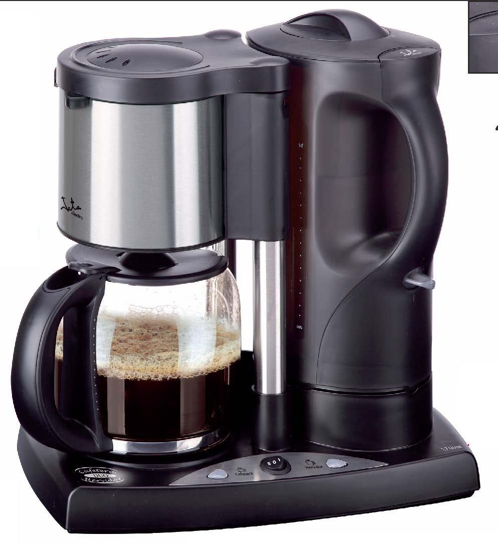 Jata Duo CH524 Kaffeemaschine mit Wasserkocher Kundenbewertung und Beschreibung