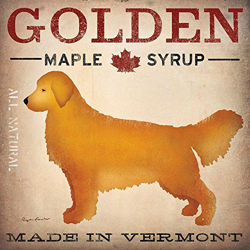 Golden Dog Maple Syrup by Ryan Fowler