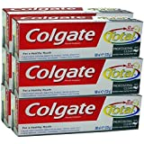6x Colgate Total Professional Clean Toothpaste 100ml - for a Healthy Mouth