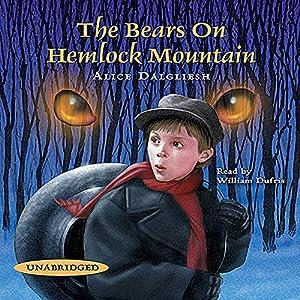 The Bears on Hemlock Mountain Audiobook