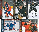 2015 2016 Upper Deck NHL Hockey Series Two Complete Mint Basic Hand Collated 200 Card Veteran Players Set Including Sidney Crosby Patrick Kane and More
