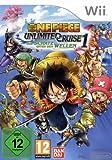 echange, troc One Piece Unlimited Cruise 1 Wii [Import allemande]