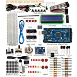 SunFounder Mega 2560 R3 Project Super Starter Kit For Arduino UNO R3 Mega2560 Mega328 Nano