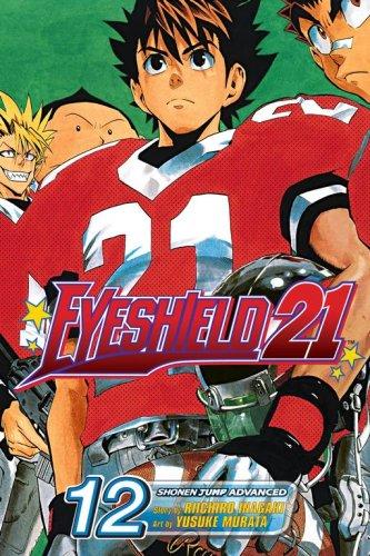 アイシールド21 コミック12巻 (英語版)