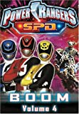 Power Rangers S.P.D., Vol. 4: Boom