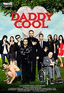 Daddy Cool (Hindi Film / Bollywood Movie / Indian Cinema DVD)