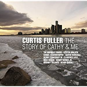 Curtis Fuller - The Story of Cathy and Me  cover