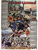 Buffalo Bill The Cody Calendar 1899 Art Print Amazon.com
