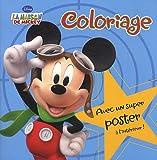 echange, troc Disney - La maison de Mickey : Coloriage