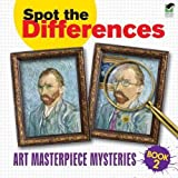 Spot the Differences Book 2: Art Masterpiece Mysteries (Dover Children s Activity Books)