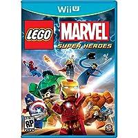 LEGO: Marvel Super Heroes - Nintendo Wii U from Warner Home Video - Games