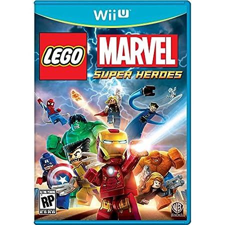 LEGO: Marvel - Nintendo Wii U
