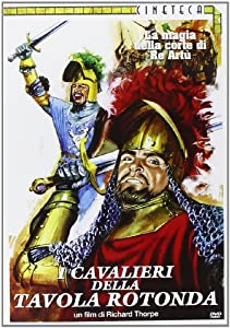 I cavalieri della tavola rotonda robert taylor ava gardner mel ferrer stanley - Numero cavalieri tavola rotonda ...