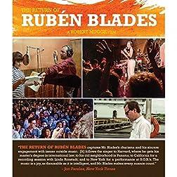 Blades, Ruben - The Return Of Ruben Blades [Blu-ray]