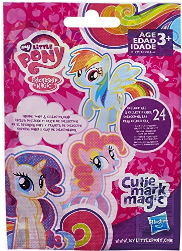 My Little Pony Surprise Mini Figure Wave 12 Cutie Mark Magic Collection - ONE BLIND BAG - 1 Pony Figure (Mlp Cherry Pie compare prices)