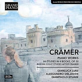 Cramer: Studio per il pianoforte