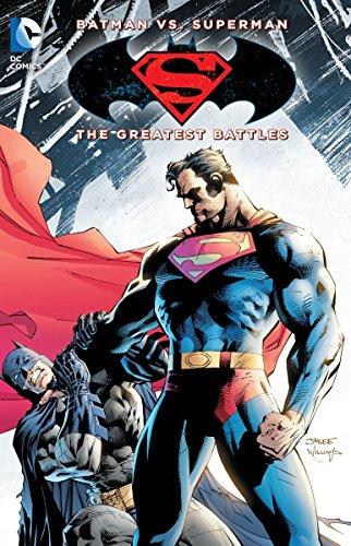 Batman vs. Superman: Their Greatest Battles at Gotham City Store