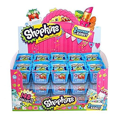 Shopkins Shopping Basket Season 1: Case of 30