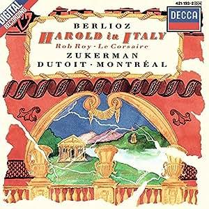 Hector Berlioz - Pinchas Zukerman Harold En Italie